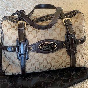 Gucci Limited Edition 85th Anniversary Boston Bag